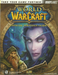 World of Warcraft Official Strategy Guide Bradygames  World of Warcraft(R) Official Strategy Guide ties in with World of Warcraft - an online role-playing game experience set in the award-winning Warcraft universe. The guide features maps of each city and