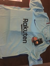 New!! Adult LG Never worn Messi Jersey. Scottsdale, 85258