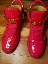 Patent Leather Buscemi sneakers  Norfolk