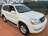 2007 LEXUS GX470 GREAT SUV 4X4 V8 7-PASSENGERS DVD NO ISSUES
