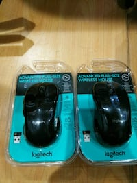 two black Logitech wireless mouse Colorado Springs, 80906