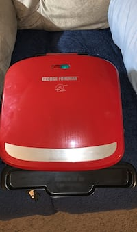 George Foreman Grill Brand new never used Minneapolis, 55405