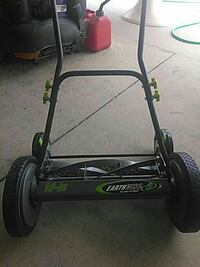 Earth wise 16 inch reel mower Cape Coral, 33909
