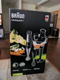 Braun MQ 777 Hand Blender & Food processor Rockville, 20850