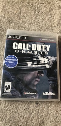 COD: Ghosts (PS3) Elkridge, 21075