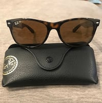 Ray Ban New Wayfarer Polarized Sunglasses  Rockville, 20852