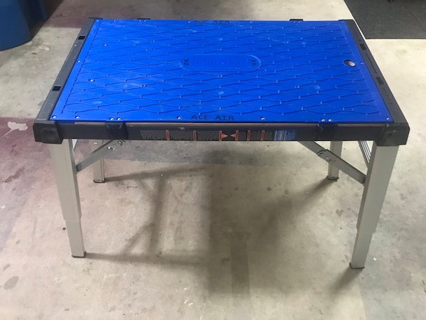 Strange Midwest Work Table Step Bench Beatyapartments Chair Design Images Beatyapartmentscom