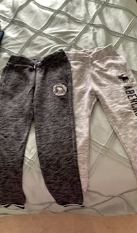 Abercrombie and Fitch slim joggers size 7-8 for boys Mississauga, L5M 7N3