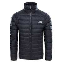 black The North Face bubble jacket Sterling Heights, 48314
