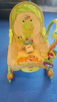Baby rocker, walker, pillow, toy Alexandria, 22306