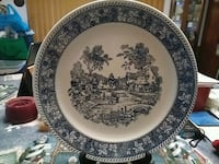Homer Laughlin China Shakespeare Platter Avon Park, 33825