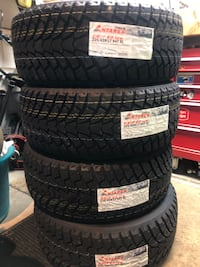 225/45R17 BRAND NEW WINTER TIRES