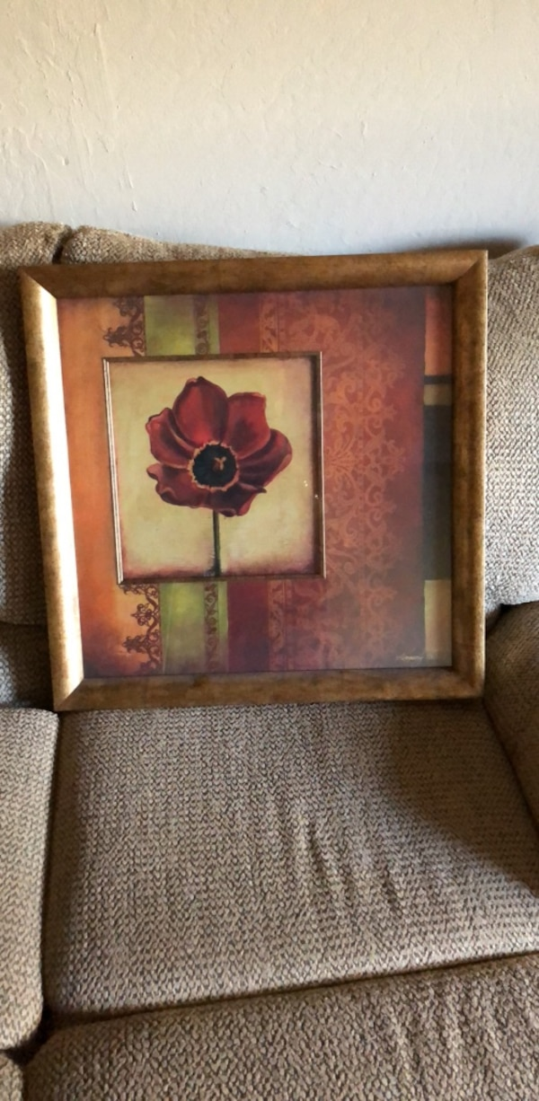 Kimberly Poloson Collection - no scratches on the frame - very good condition