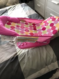pink and white polka dot print bag Newcastle Upon Tyne, NE6 1RN