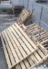 Free pallets of fire wood kindling South Euclid, 44118