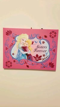 Frozen paintings ($8) Whitchurch-Stouffville, L4A 0Y9