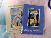 Songs Of Experience And Songs Of Innocence By William Blake Oceanside