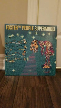 Foster the People / Supermodel Vinyl Caledon, L7E 1H8