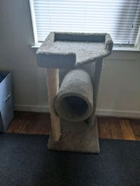 Cat tower, solid build