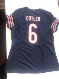 Authentic Chicago Bears Cutler Jersey