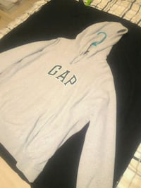 Grey GAP hooded sweatshirt.  Surrey, V3S 2K9