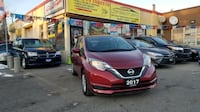 2017 NISSAN VERA NOTE SV HATCH BACK WITH ONLT 16,508 KM