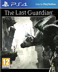 THE LAST GUARDIAN - PS4 Laval, H7A 2J7