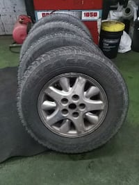 Caravan tire which mags for sale Montreal, H4N 1K8
