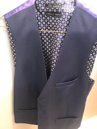 Ted Baker Men's Vest Navy Blue North Vancouver, V7M 2H7