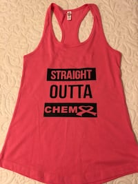 Custom tank top Coral Springs