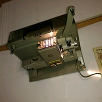 Vintage Antique Motion Projector. Still works. Brooklyn, 11226