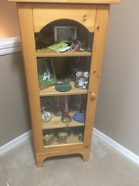 Small Pine Shelving Unit BEAUMONT