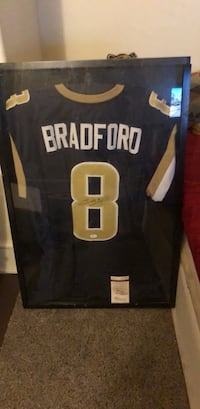 Signed authentic Sam Bradford Jersey with authenticity card Shippensburg, 17257