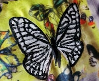 Exquisite Butterfly Pillow Barrie, L4N 1S6