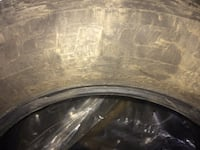 4 summer tires barely used 235/65R17 Laval, H7T 2B1