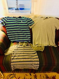 Size medium Izod shirts juniors very nice  Charleston, 25302