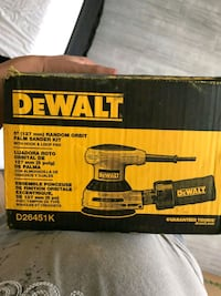 Dewalt random orbit sander kit Miami Beach
