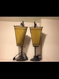 Pottery barn lamps  Vaughan, L6A 2H1