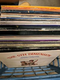 Old Record Albums