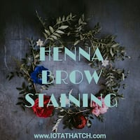HENNA BROWS - Beauty services  Calgary