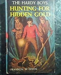 Hunting For Hidden Gold book by Franklin W. Dixon Ottawa, K1V 6P9