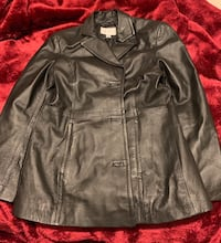 Leather Jacket (women's size large) Jacksonville, 28546