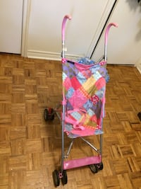 Baby's colourful lightweight stroller London, N5Y 4K5