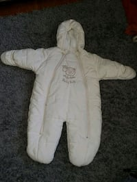 winter baby suit 6-9 months