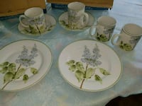 Porcelain dishes NEW Hedgesville, 25427