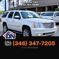 2012 GMC Yukon Denali Denali Houston