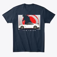 Friends Tshirt, Car Lover, Just Medtade