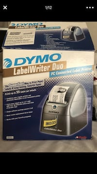 Dymo Labels Writer Duo Long Beach, 90808
