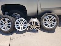 Tires and Rims for sale  Bakersfield, 93309