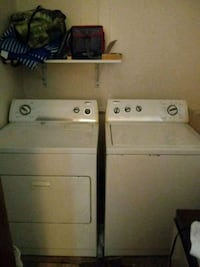 white washer and dryer set Hagerstown, 21740